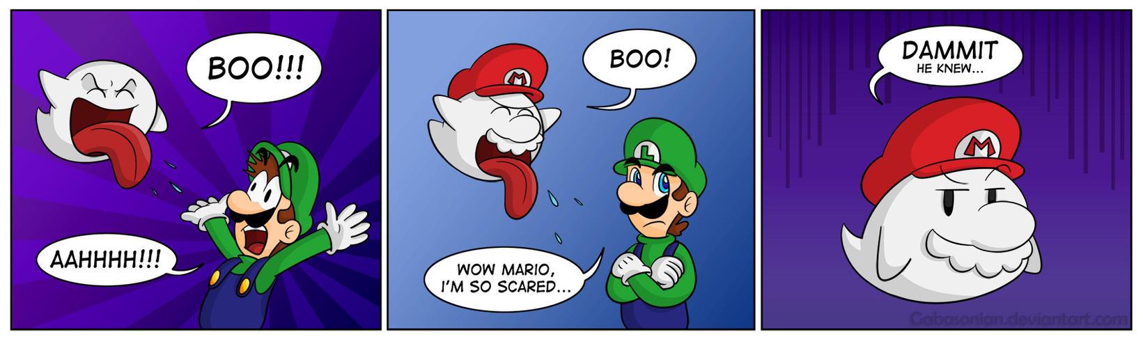 Boo! by Gabasonian