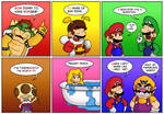 More Mario Puns