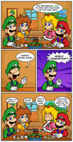 Year of Luigi by Gabasonian