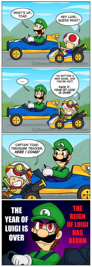 The Reign of Luigi