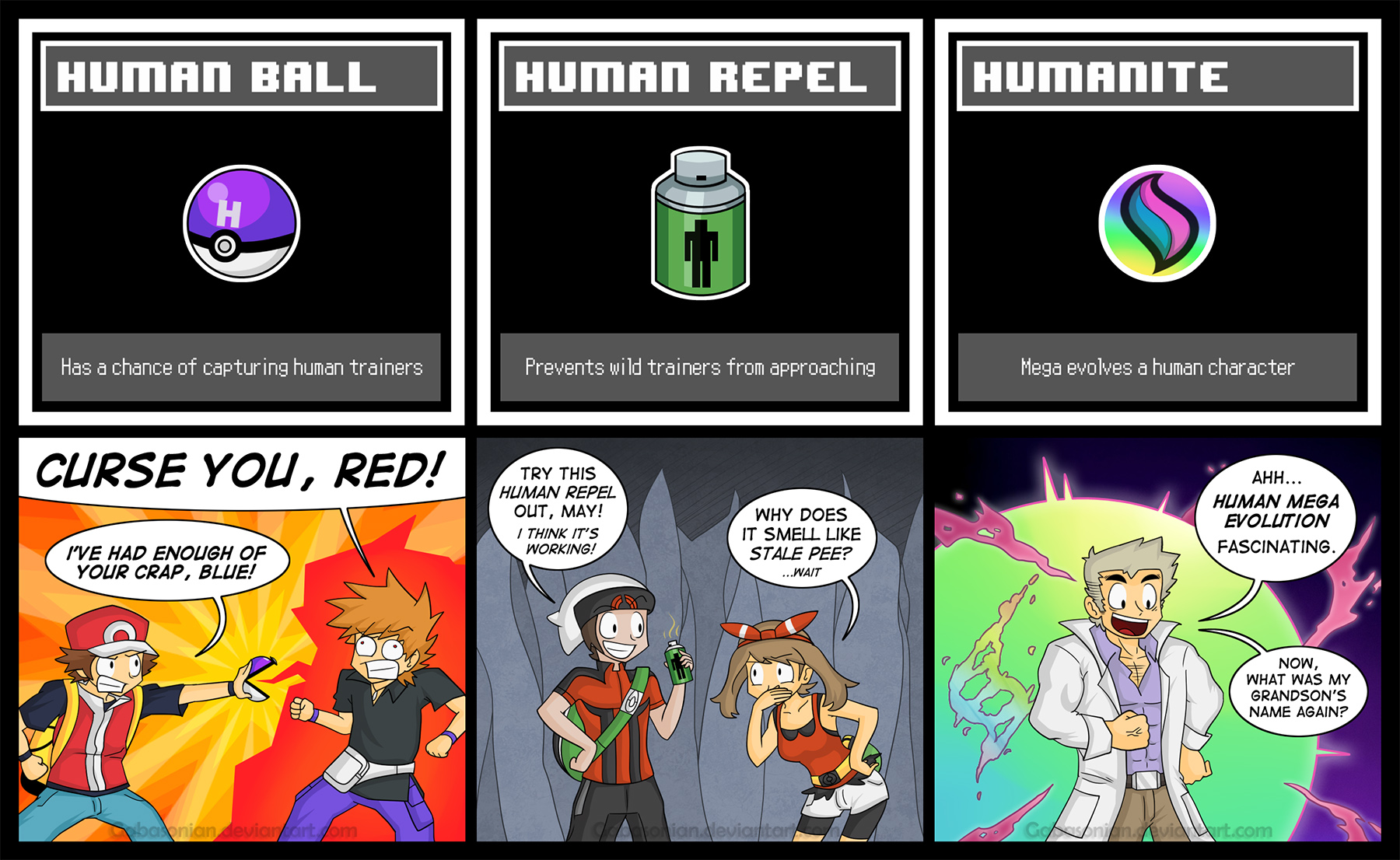 Legendary Pokemon As Humans Related Keywords & Suggestions ...