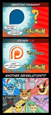 Evolution: The Eeveelution