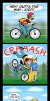 PKMN Bike Physics