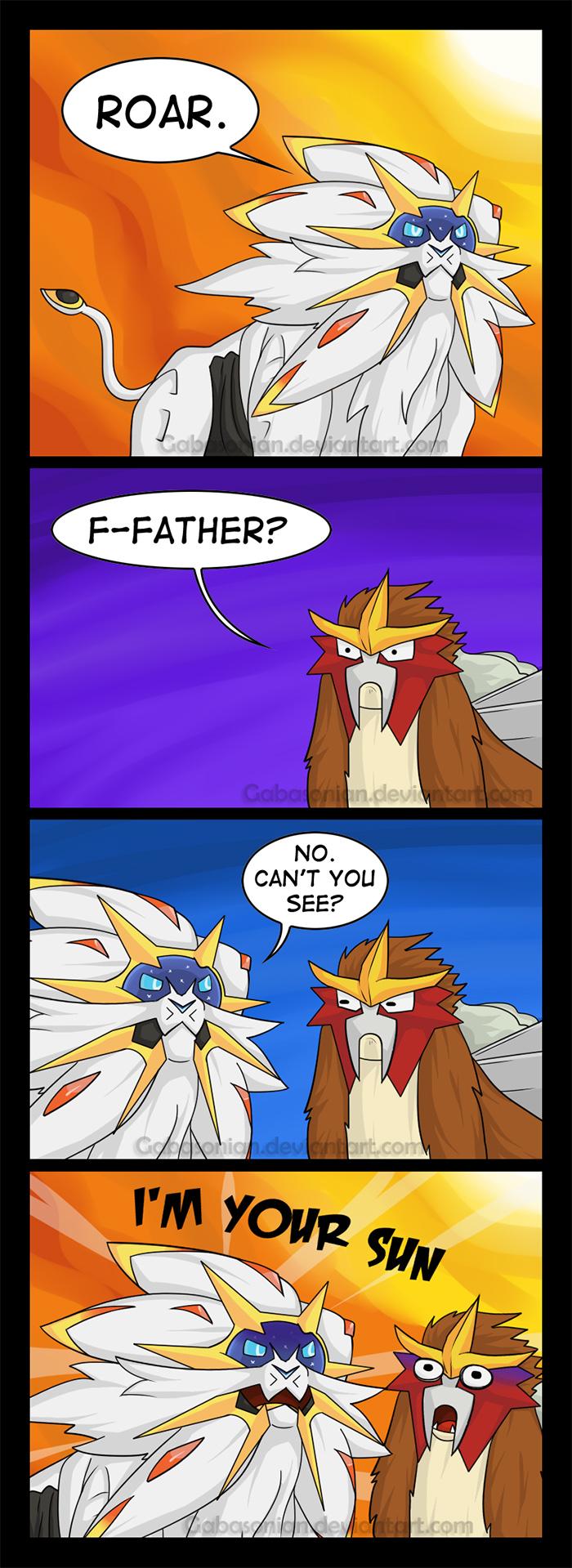 Long Lost Father? by Gabasonian