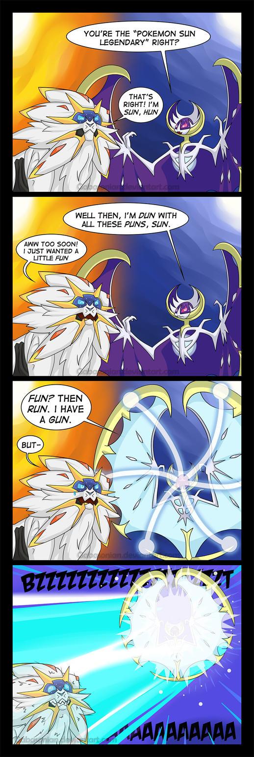 Funny Legendary Pokemon