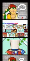 Bowser's Inspiration - Super Mario Odyssey