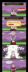 Fire Emblem Fates Class Changing: Ninja by Gabasonian