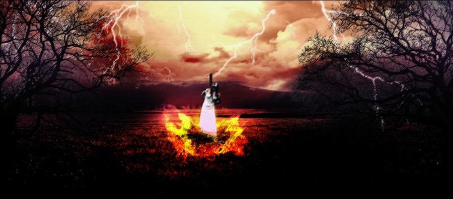 Slaving fire!!