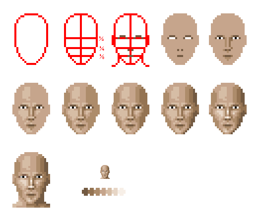 Tutoriel Pixel Art Paint
