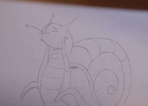 Ahh Snail
