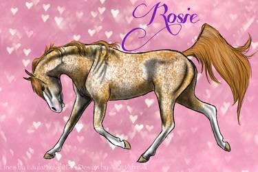 Rosie by Disneyhorse