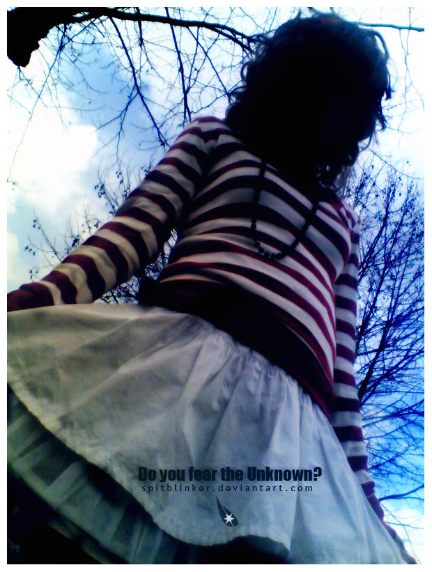 the unknown by spitblinker