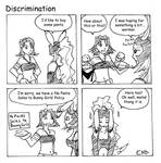 Discrimination - FF12