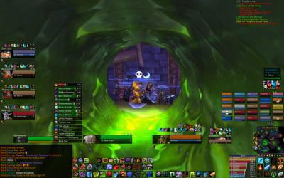 Wow Ui by hartless