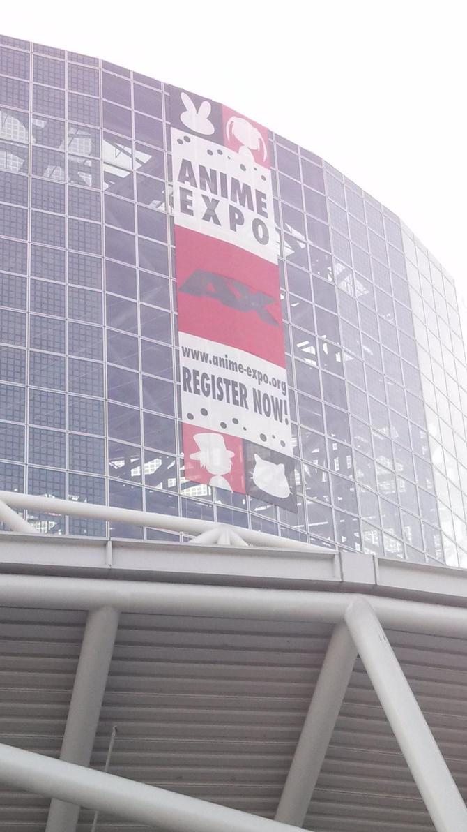 Anime Expo 2013 by Gaara-Sephiroth