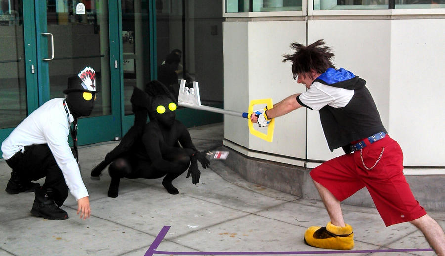 Sephiroth Kingdom Hearts Cosplay Cosplay Kingdom Hearts