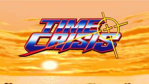 Time Crisis Sunset Wallpaper