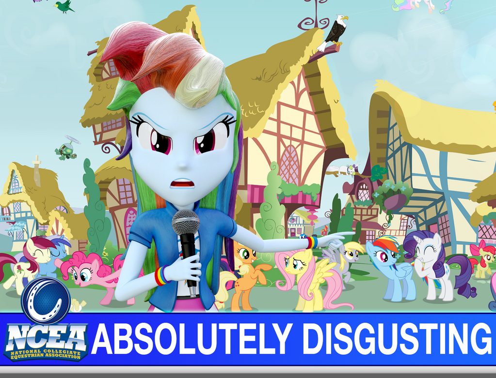 Absolutely disgusting mlp