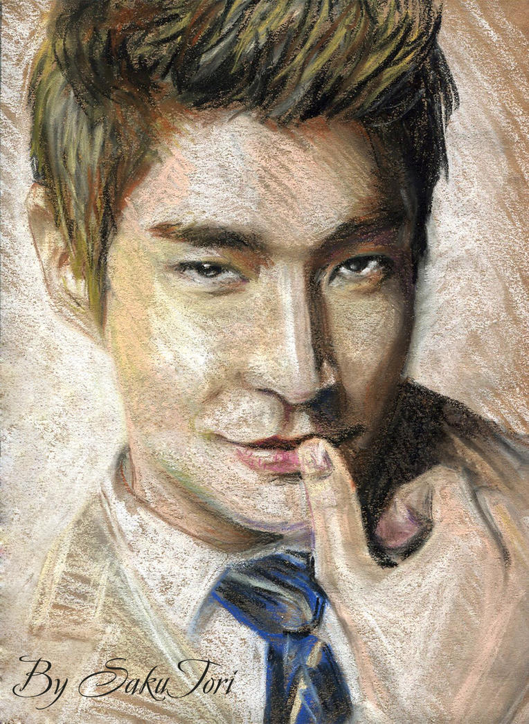 Choi Si Won by SakuTori on DeviantArt
