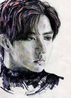 CheonDoong MBLAQ WINTER by SakuTori
