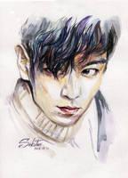 T.O.P  BIGBANG by SakuTori