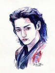Gwi|Lee SooHyuk from  Scholar Who Walks the Night
