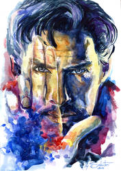 Doctor Strange by SakuTori