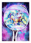 A.R.M.Y 's galaxy BTS DNA by SakuTori