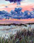 Yantarny Sunset