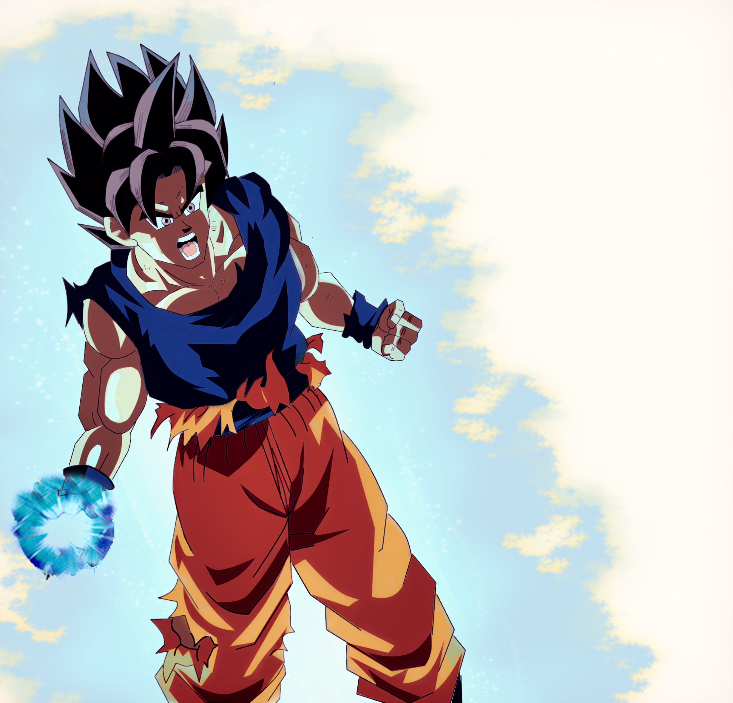 Ultra Instinct Dragon Ball Super Wallpaper: Dragon Ball Super By Josephgednosss