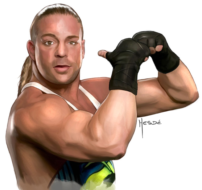 Rvd wwe by hesde on deviantart - Wwe rvd images ...