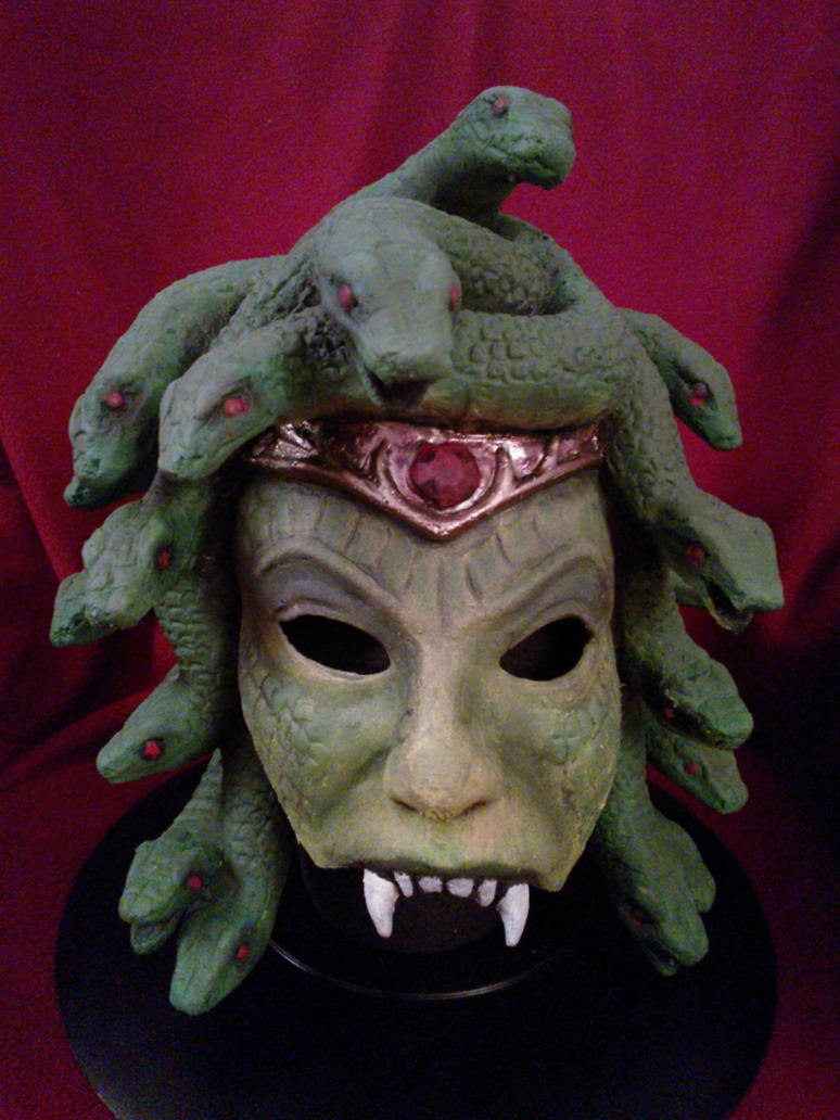 Medusa by MortalMagus