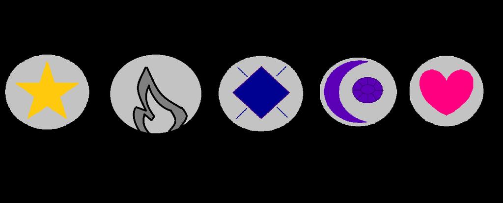 Mystic Symbols by Kalinaria