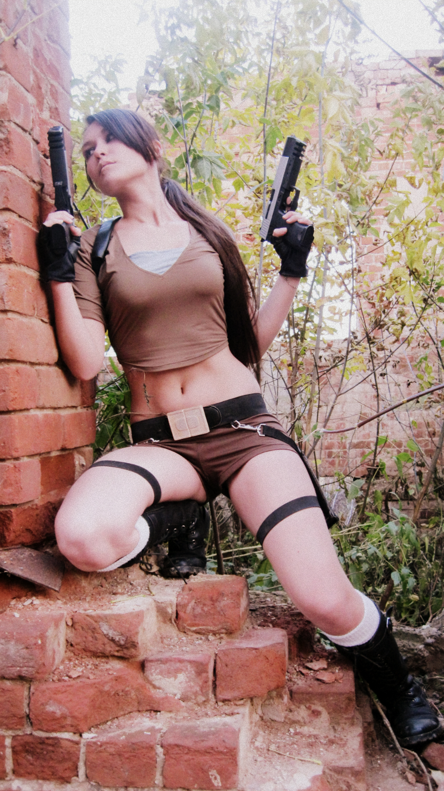 Tomb Raider by ChrisAnfa