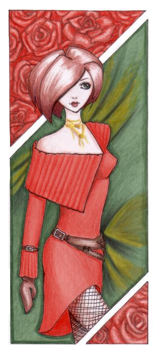 .Rose. by Bit-sinna
