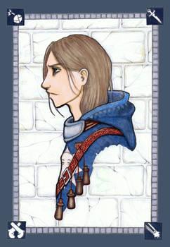 Commission 12: Bounty Hunter by Bit-sinna