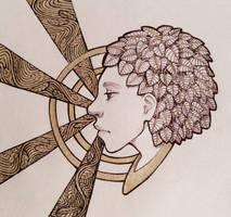 Leaf Head