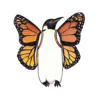 Butterfly Penguin