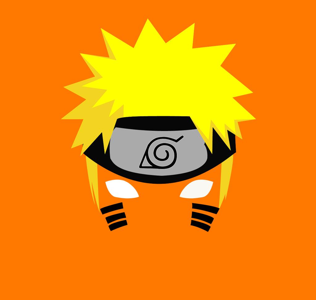 Cool Wallpaper Naruto Minimalistic - minimalist_naruto_by_raketa3-d6l4ql9  Pic_64942.png