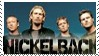 Nickelback stamp by kimphantom94