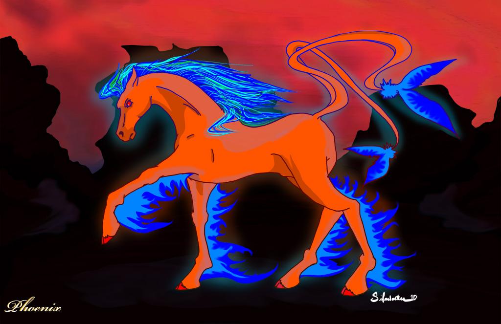 Dreamers 05 - Phoenix by Lelunae