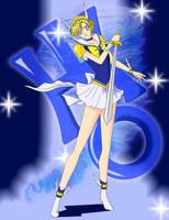 Holy Sailor Uranus -final- by AlanSky