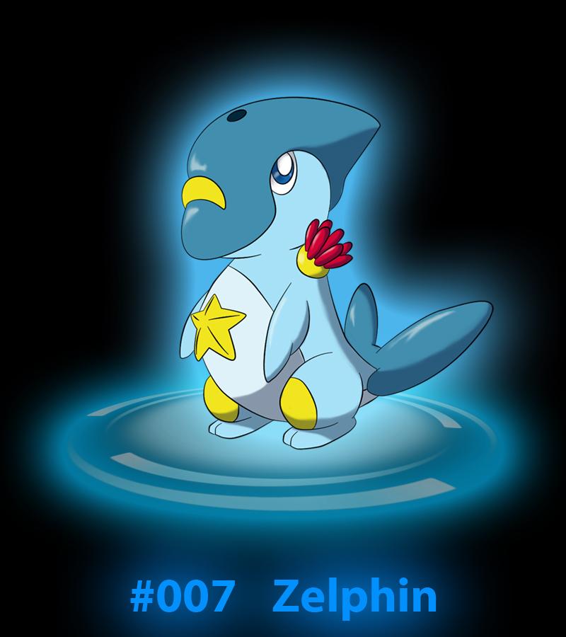 #007 - Zelphin by AlanSky