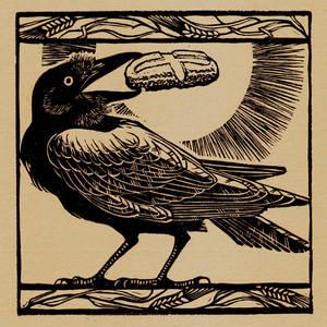 St Benedict's Raven