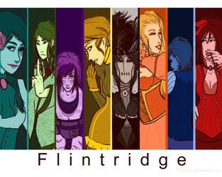 Flintridge Beauties by Kettie