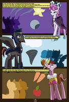 - MLP: Old Tales- Issue #1 Page #1 by chedx