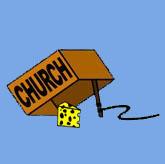 Church by Underachiever-