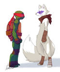 Raph and Alopex