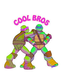 The Coolest Brothers Ever Hell Yeah!!! by Fihuli