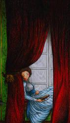 Alice Sleeping by Cotovatre